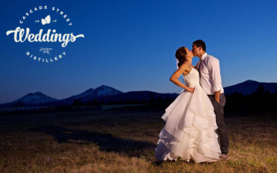 Cascade Street Distillery – Central Oregon Wedding Venue – Sisters, OR